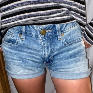 American Eagle Outfitters Shorts - american eagle jean shorts